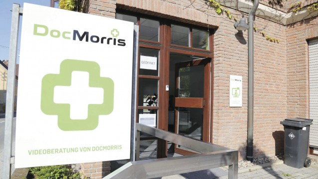 Das Ringen um den Abgabeautomaten von DocMorris hat ein Ende: Das Modell bleibt verboten. (Foto: diz)