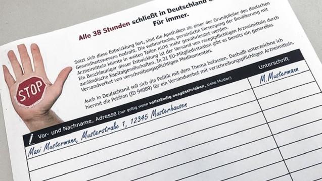 Bildergebnis für Bühler Petition