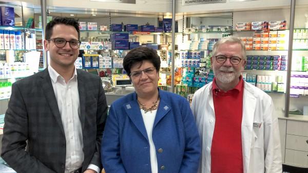 SPD-Politikerin Moll und Ex-Kammerpräsident Engelen sprechen über Engpässe