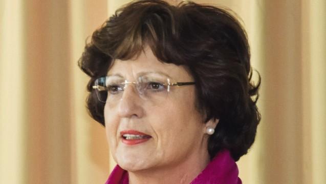 Kammerpräsidentin Ursula Funke hat nach eigener Aussage die Petition selbstschon unterzeichnet. (s / Foto: LAK Hessen)
