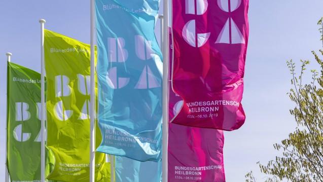 Die BUGA beginnt heute in Heilbronn, die Apothekerkammer BaWü ist mit einem Apothekergarten dabei. (c / Foto: imago)