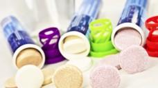 Vitamintabletten voller Spurenelemente: Schutz vor schwerwiegenden Krankheiten wissenschaftlich nicht erbracht. (Foto: Pixelot/ Fotolia)