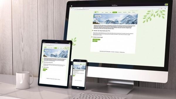 Naturheilkunde-Portal mit Eigenbedarf-Shop für Apotheker und PTA
