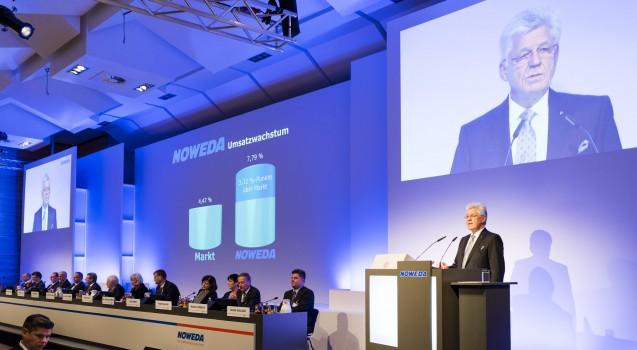Wilfried Hollmann: Noweda steht besser da als der Rest der Branche. (Foto: Noweda)
