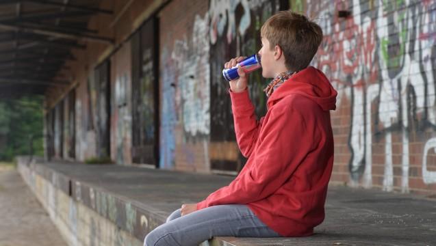 Energy Drinks können vor allem für Kinder gefährlich werden. (Foto:Schöning / Imago)