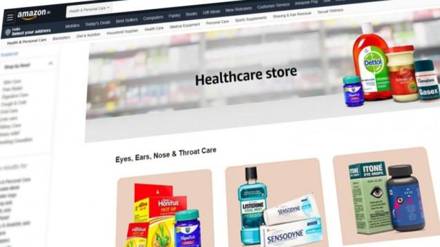 Amazon betreibt nun in Indien eine Online-Apotheke. Die Pharmazeuten im Land kündigen ihren Widerstand an. (x / Foto: DAZ.online)