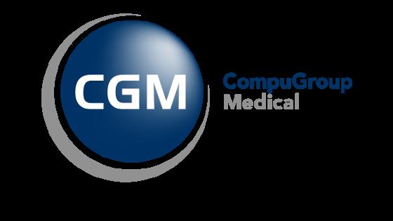 Die CompuGroup Medical schließt sich dem Zukunftspakt Apotheke an. (Logo: CGM)