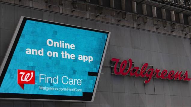 Walgreens Boots Alliance gehört zu den großen Pharmahandelsunternehmen der Branche. (Foto: imago images / ZUMA Wire)