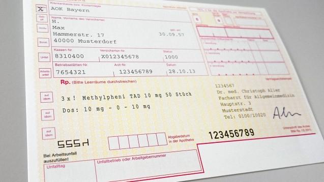 Vielfaches von Nmax oder doch exakt verordnete Menge: Wer hat die Hoheit bei BtM-Rezepten? (Foto: DAZ.online)