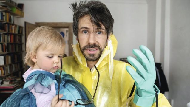 """Der neue Kinofilm """"Eingeimpft"""" stößt auf Kritik von Immun-Experten. Autor und Regisseur David Sieveking (abgebildet) möchte nicht pauschal als Impfgegner gesehen werden. ( r / Foto: eda/DAZ)"""