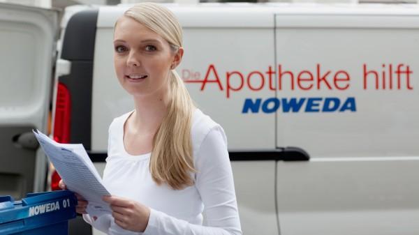 Noweda will Botendienste für Apotheken übernehmen