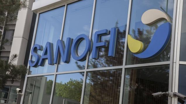 Die Sanofi-Zentrale in Gentilly, Frankreich (Foto: imago images / UIG)