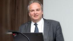 Dr. Peter Froese, Chef des Apothekerverbandes in Schleswig-Holstein, kann dem Apotheken-Paket nicht zustimmen, wenn es keine Glichpreisigkeit enthält. (Foto: LAK Brandenburg)