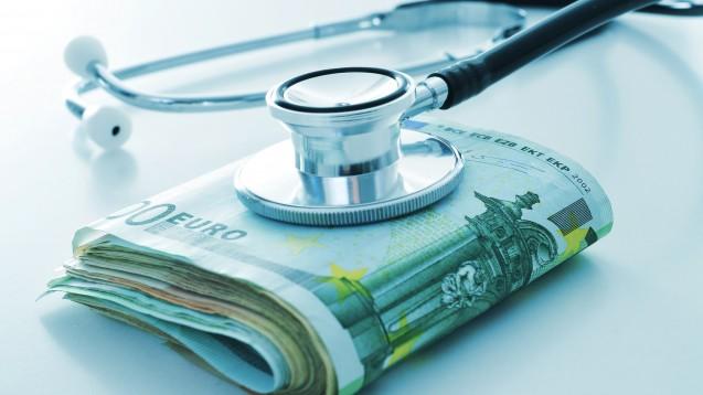 Viele Ärzte sind mit ihrem Gehalt nicht zufrieden. (Foto: nito / Fotolia)