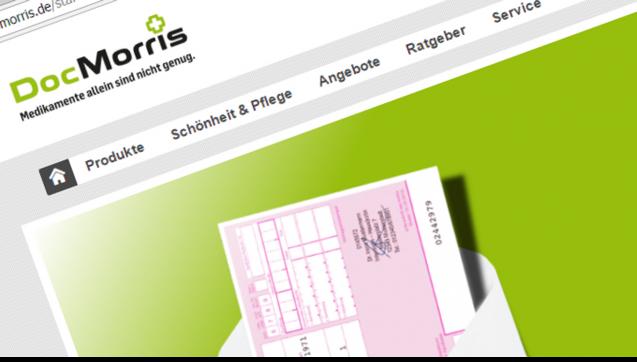"""Die niederländische VersandapothekeDocMorris wirbt mit ihrem """"Rezeptbonus"""" bei Mitgliedern der DAK– in der aktuellen Ausgabe deshauseigenen Kundenmagazins """"fit!"""".""""Es ist richtig, dass DocMorris in Teilen unseres aktuellen Kundenmagazins eine bezahlte Werbung geschaltet hat"""", erklärt ein Pressesprecher der DAK gegenüber DAZ.online. Bewerten will er die von DocMorris angebotenen Rx-Boni nicht. (Screenshot: DAZ.online)"""