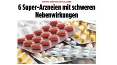 """In der Bild-Zeitung werden """"Super-Arzneien"""" bewertet. (Foto: Screenshot DAZ)"""