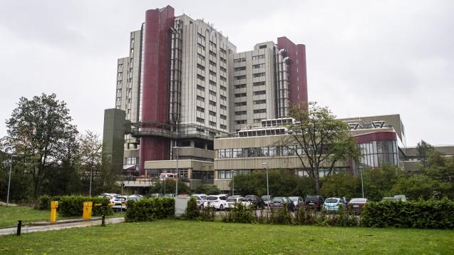 Im Klinikum Bielefeld kam es zu einer Arzneimittelverwechslung mit tragischen Folgen. (Foto: picture alliance/dpa | David Inderlied)