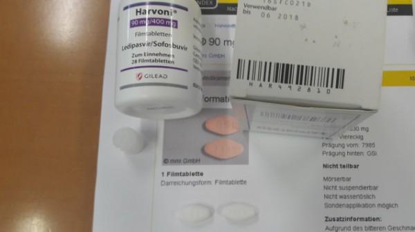 Gilead erstattet Anzeige wegen Fälschungen