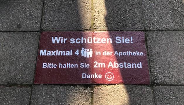 Grafschaft Apotheke Haag, 83527 Haag