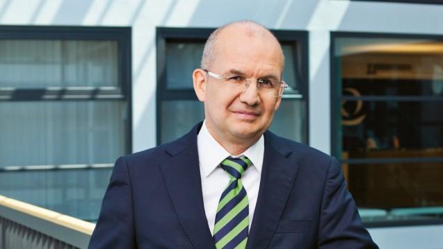 Gesundheitsfonds: SBK-Vorstand Unterhuber fordert eine Reform. (Foto: SBK)