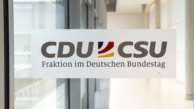 Wer kommt, wer bleibt, wer geht? Wer macht Gesundheitspolitik für CDU und CSU in der nächsten Legislaturperiode? (Foto: Külker)