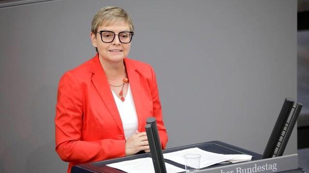 Sabine Dittmar, gesundheitspolitische Sprecherin der SPD, sitzt seit acht Jahren im Bundestag. Davor war sie als Hausärztin tätig. (c / Foto: IMAGO / Future Image)