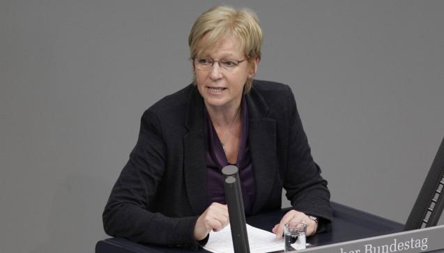 Maria Klein-Schmeink (Nordrhein-Westfalen, Bündnis 90/Die Grünen), gesundheitspolitische Sprecherin (Foto: Imago)