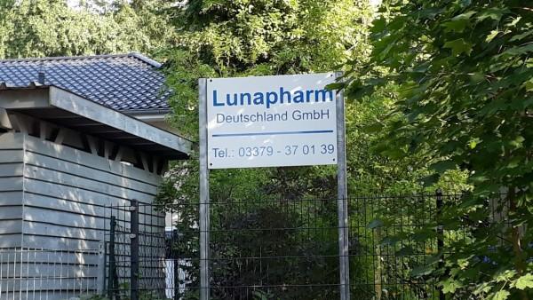 Lunapharm-Berichte des RBB waren teilweise unzulässig