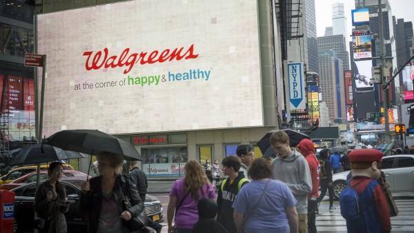 Apothekenkonzern Walgreens screent die Kunden