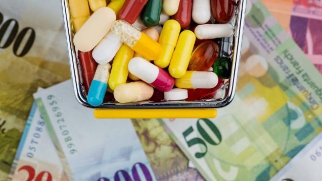 Der Schweizer Apothekerverband ist erzürnt über die Medienberichte, nach denen sich die Apotheker mit einer Neuordnung des Heilmittelgesetzes die Taschen vollmachen wollten. (Foto: Imago)