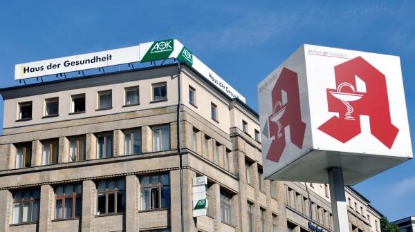 AOK will nicht an Apothekenmarge sparen
