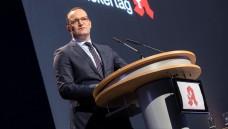 Bundesgesundheitsminister Jens Spahn (CDU, hier auf dem DAT 2018) hat ein neues Eckpunkte-Papier zur Apotheken-Reform vorgelegt. (Foto: Schelbert)