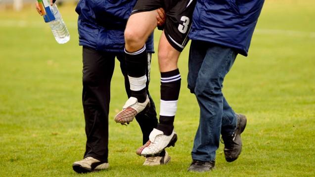 Offenbar werden im Sport zu oft Schmerzmittel eingenommen, und zwar nicht nur um eine Verletzung auszukurieren. (x / Foto: synto / stock.adobe.com)