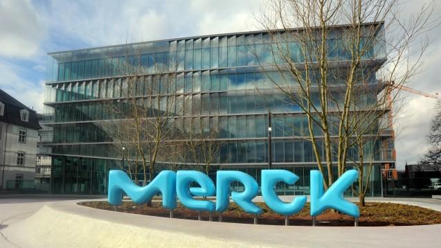 Merck, hier das  neue Innovations-Center in Darmstadt, will Jobs ins Ausland verlagern. (c / Foto: imago)