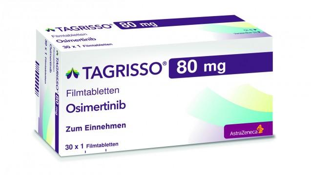 Nach erneuter Nutzenbewertung ist Tagrisso ab November auch in Deutschland wieder verfügbar. (Foto: Astra Zeneca)