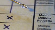 """Laut RKI liegen die Gründe für fehlende Impfungen weniger in einer """"grundsätzlich impfkritischen Haltung"""". (c / Foto: imago)"""
