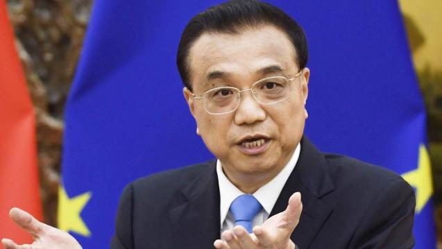 """Gefälscht Unterlagen bei der Produktion von Tollwut-Impfstoffen: Chinas Premier Li Keqiang kündigte eine """"strenge Bestrafung"""" an. (Foto: Imago)"""