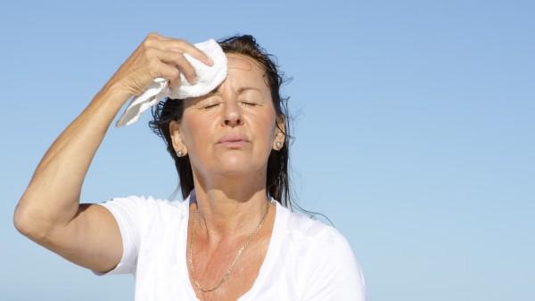 Ein Hormonpflaster zur Linderung der Wechseljahrsbeschwerden