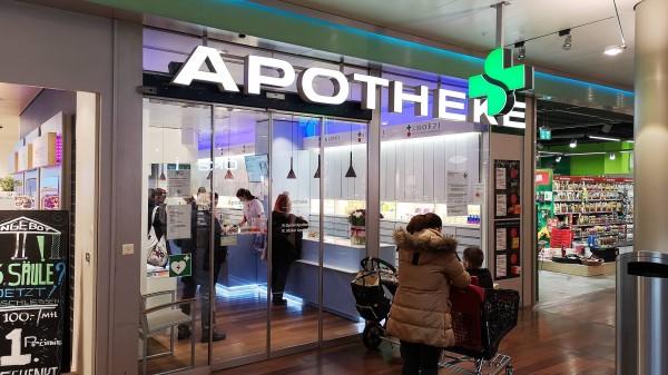 Schweiz: Apotheken-Services kommen gut an, Versender legen trotzdem zu