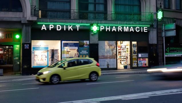 Apotheker in Luxemburg sollen für ihre Notdienste künftig zusätzlich entlohnt werden. ( r / Foto: Imago)