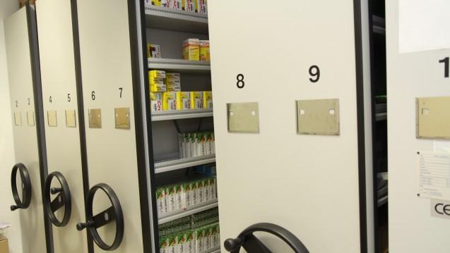 Apotheken bekommen nicht immer einen Lagerwertverlustausgleich vom Hersteller. (Foto: Sket)