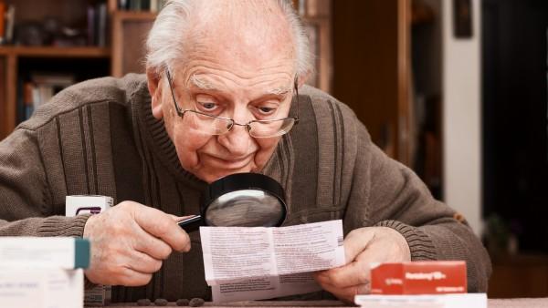 Zentrale Kontaktstelle hilft Blinden