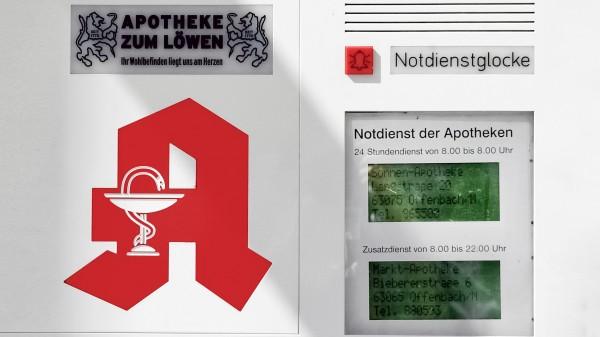 Neue bundesweite Telefonnummer für Notdienst-Apotheken