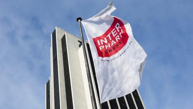 Nach Hamburg im vergangenen Jahr findet die Interpharm dieses Jahr am 18. und 19. März in Berlin statt. (Foto: DAZ/Schelbert)