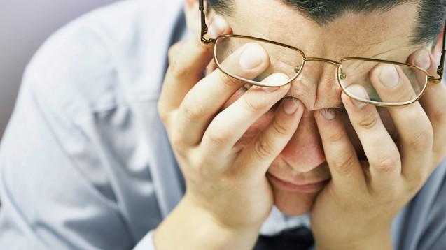 Depressionen: Die männliche Psyche leidet anders. (Foto: Omar Kulos/Fotolia)