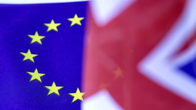 Seit dem 1. Januar 2021 gilt zwischen der EU und Großbritannien ein Handels- und Kooperationsabkommen – vorläufig. Und das bringt Unsicherheiten auch für die Arzneimittelindustrie. (x / Foto: IMAGO / Rainer Unkel)