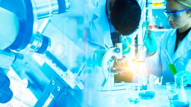 Auch in Sachen Corona sind gleich mehrere Unternehmen aus dem Südwesten tätig. (Foto:Yingyaipumi / stock.adobe.com)