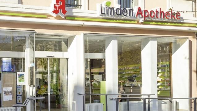 Die in der Heidelberger Linden Apotheke angestellte Apothekerin Silke Laubscher, die auch Vize-Präsidentin der LAK Baden-Württemberg ist, will mit dem Oberbürgermeister der Stadt ins Gespräch kommen - auf eine besondere Art und Weise. (Foto: Linden Apotheke)