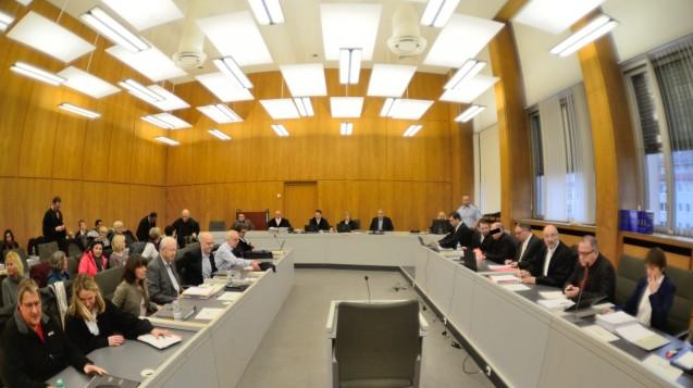 Am Donnerstag ging es beim Bottroper Zyto-Prozess um die die Untersuchungen des Paul-Ehrlich-Instituts und des Landeszentrum Gesundheit NRW.(Foto: hfd / DAZ.online)
