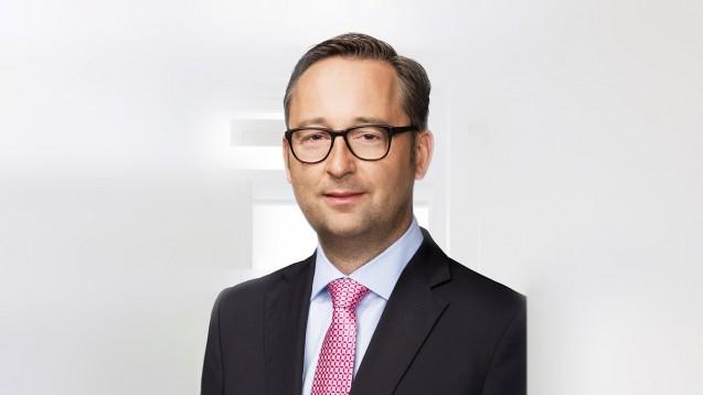 DocMorris-Chef Olaf Heinrich hat die Pläne seines Unternehmens für die neue Gesundheitsplattform konkretisiert. (Foto: DocMorris)